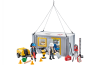Playmobil - 9843 - Construction Crew's Office