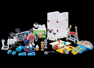 Playmobil - 9846 - Fitness Studio