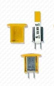 Playmobil 7570 - Yellow Quartz Set 27.145 MHz - Back