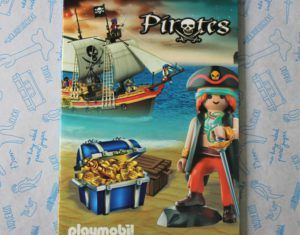 Playmobil - 150560 - Pirate notebook