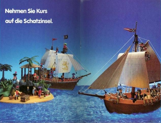 Playmobil D0255/01.90-ger - Neuheiten Katalog 1991 - Box