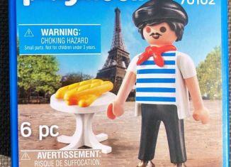 Playmobil - 70102 - Parisino