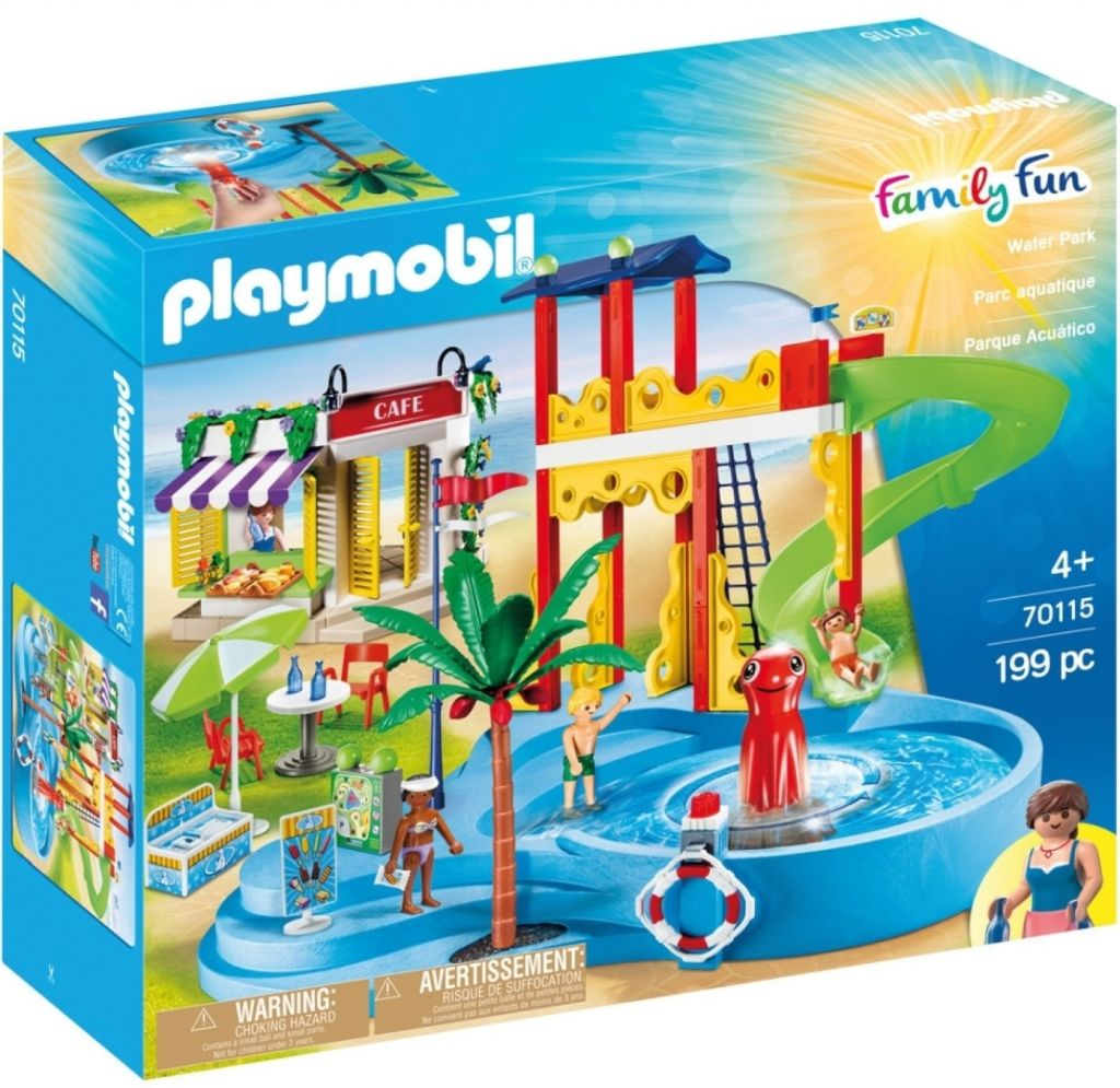 Playmobil 70115 - Water Park - Box