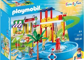Playmobil - 70115 - Water Park