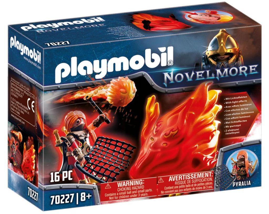 Playmobil 70227 - Espíritu y Guardián del Fuego - Box