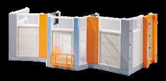Playmobil - 9848 - Floor Supplement for Large Hospital