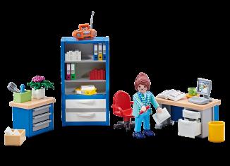 Playmobil - 9850 - Office Furniture