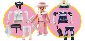 Playmobil - 9855 - Giveaway Girls