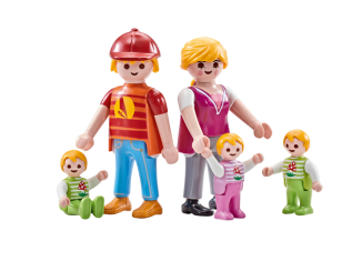 Playmobil - 9856 - Modern Family