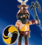 Playmobil - 70069v1 - Hunter