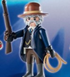 Playmobil - 70069v6 - Sheriff