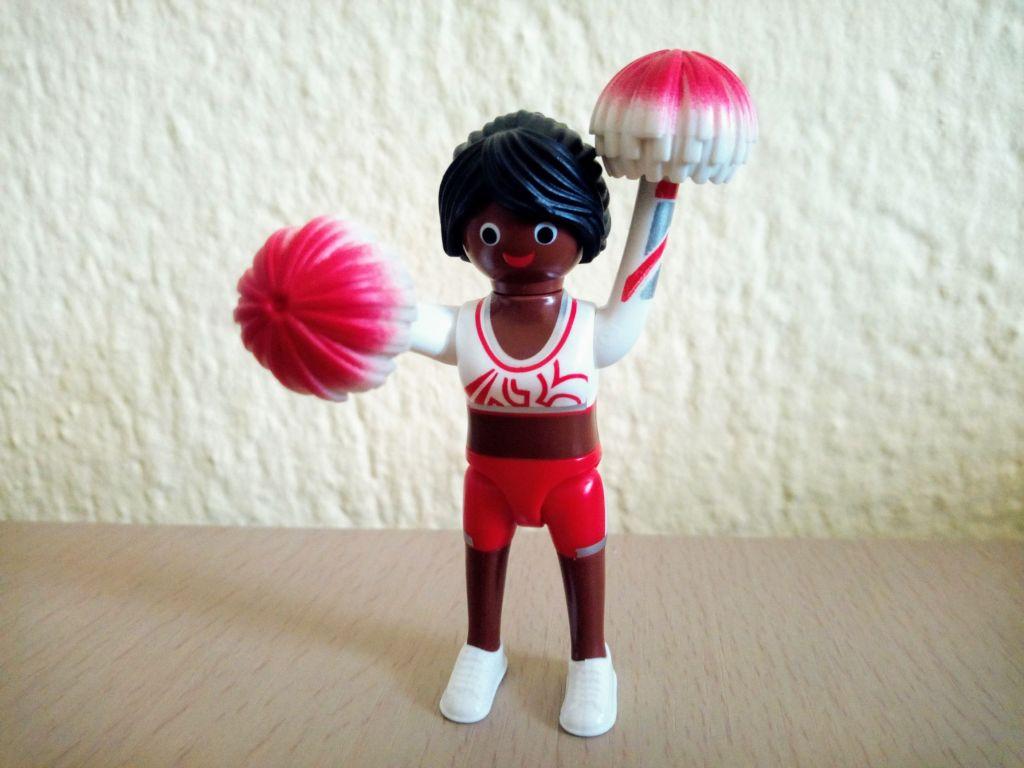Playmobil 9333v3 - Cheerleader - Box