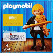 Playmobil 9541 - Music en Nuremberg - Box