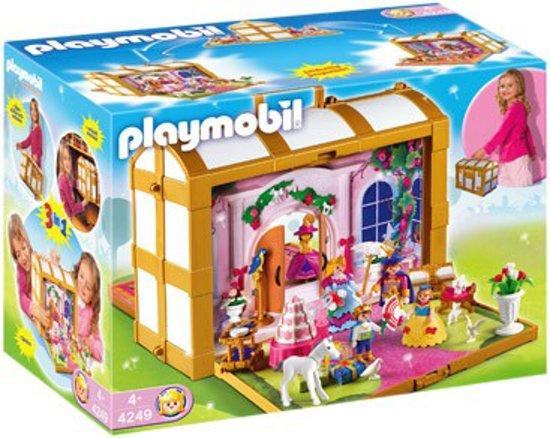 Playmobil 4249 - My Take Along Princess Fantasy Chest - Box