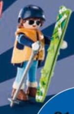 Playmobil - 70159v5 - Skier