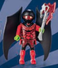 Playmobil - 70159v4 - Villain