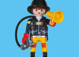 Playmobil - 30792384 - Firefighter