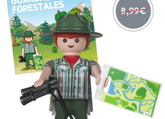 Playmobil - 30792444 - Forest guard