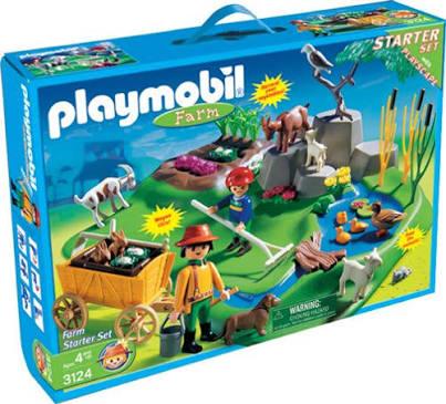 Playmobil 3124s2 - Superset Farm - Box