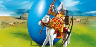 Playmobil - 4926 - Mongolian Warrior on Horse