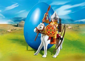 Playmobil - 4926 - Mongolian Warrior on Horse