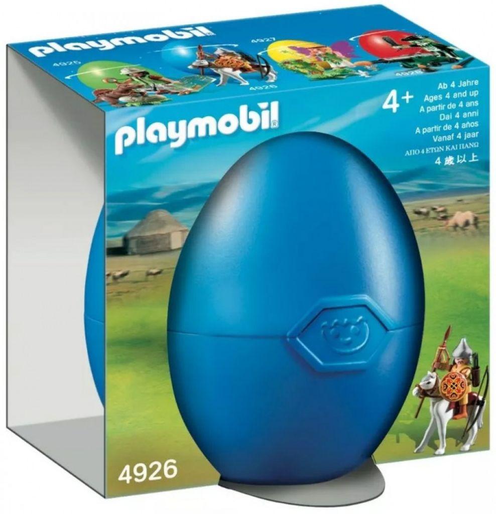 Playmobil 4926 - Mongolian Warrior on Horse - Back