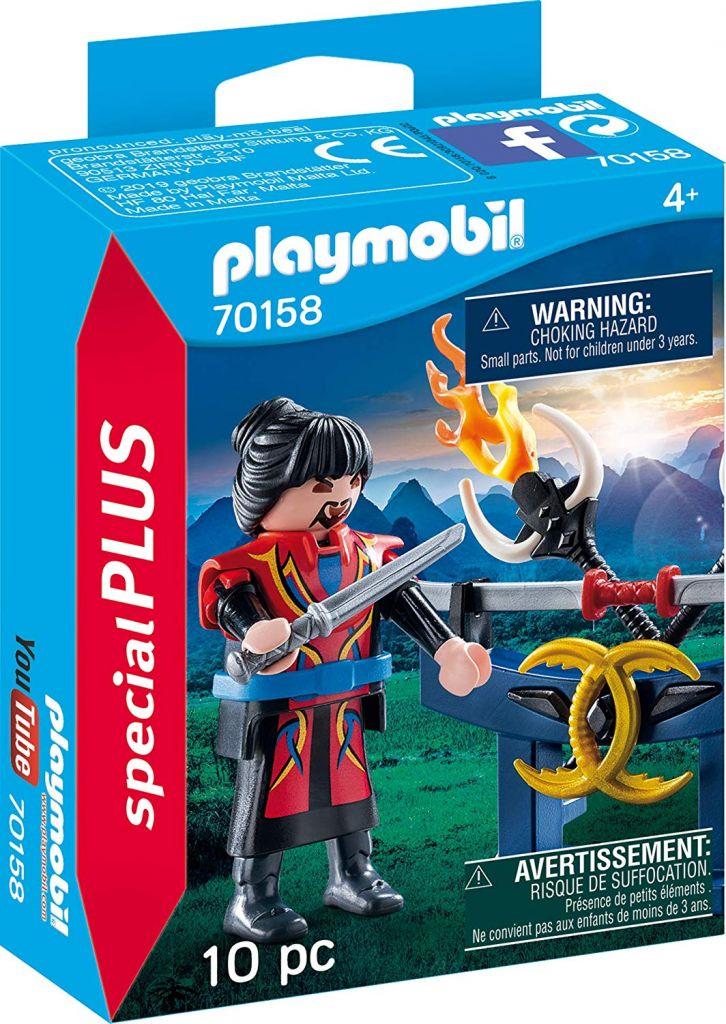 Playmobil 70158 - Asian Fighter - Box