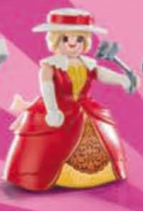 Playmobil - 70160-01 - Victorian Lady