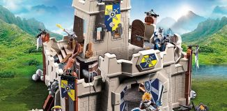 Playmobil - 70222 - Novelmore Little Castle