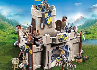 Playmobil - 70222 - Novelmore Little Castle