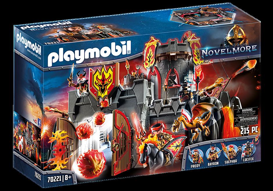 Playmobil 70221 - Burnham Raiders Fortress - Box