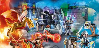 Playmobil - 70187 - Battle for the Magic Stone