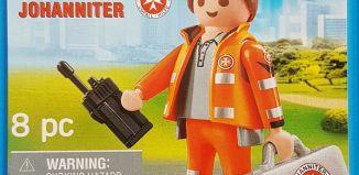 Playmobil - 70068-ger - Die Johanniter