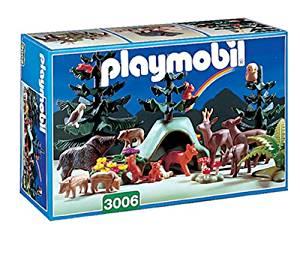 Playmobil 3006 - Forest Animals - Box