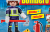 Playmobil - R040-30793464 - Firefighter