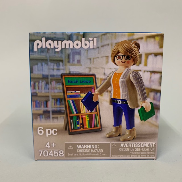 Playmobil 70458-ger - Thalia Centenary Books - Box