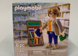 Playmobil - 70458-ger - Thalia Centenary Books