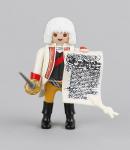 Playmobil - 70104-ger - Federico III de Brandeburgo-Bayreuth