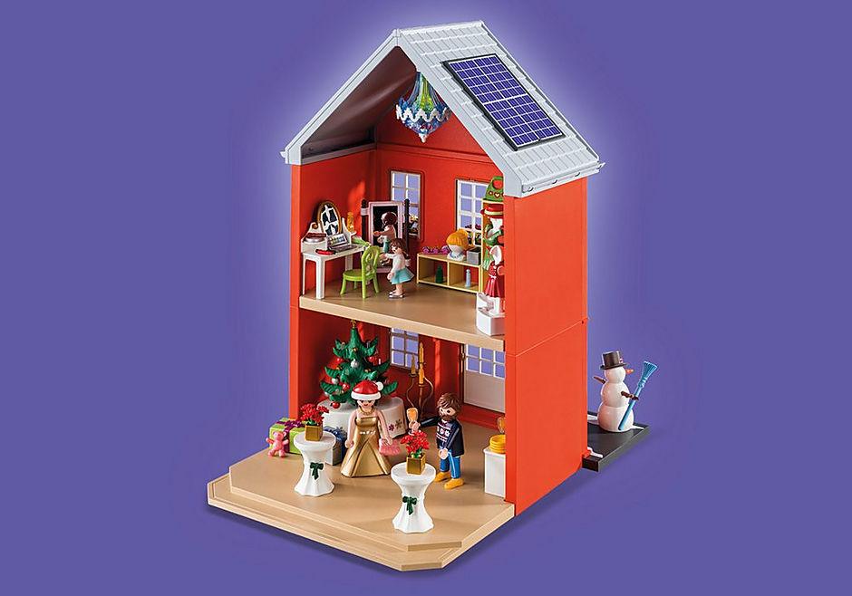 Playmobil 70383 - Adent Calendar - Back