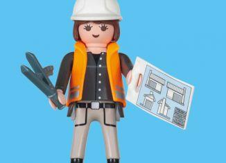 Playmobil - N'8. 30792434 - Architect