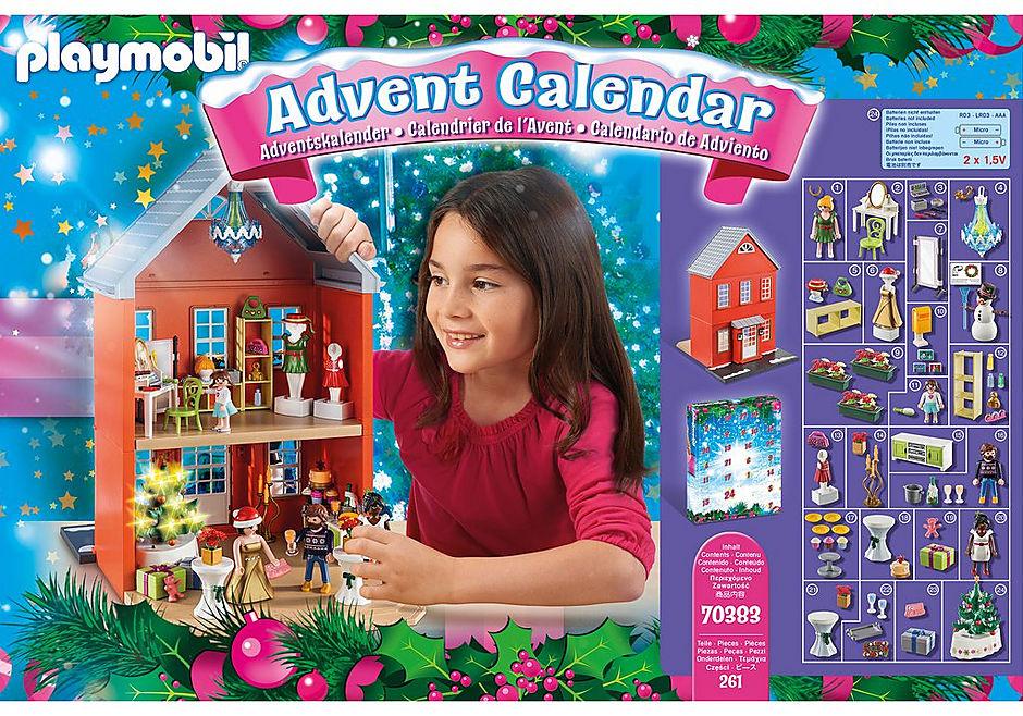 Playmobil 70383 - Adent Calendar - Box