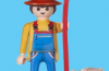 Playmobil - N'9. 30792484 - Farmer with pig