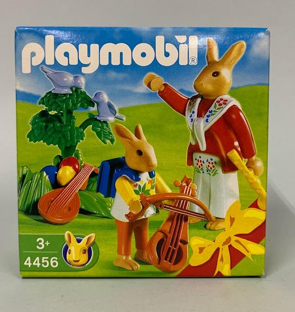 Playmobil 4456 - Bunnies` Music Lesson - Box