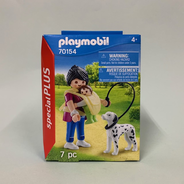 Playmobil 70154 - Mom with Baby - Box