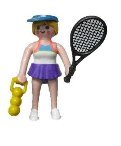 Playmobil 70160- 11 -  Tennis player - Box