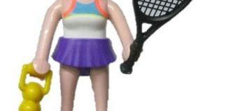 Playmobil - 70160- 11 -  Tennis player