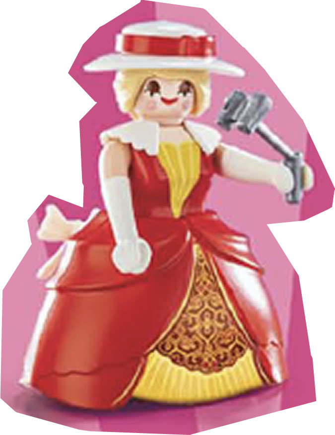 Playmobil 70160v6 - Countess - Box