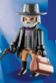 Playmobil - 70139v11 - Double Tooth