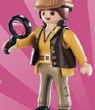 Playmobil - 70160v10 - Researcher