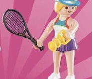 Playmobil - 70160v11 - Tennis player